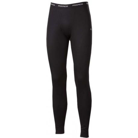 Progress Dry Fast DF SDN černá pánské spodky dlouhá nohavice