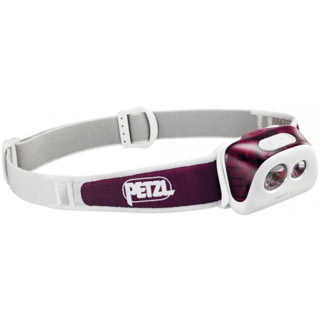 Petzl Tikka Plus fialová čelovka
