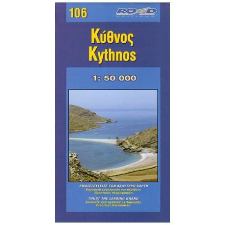 106 Kythnos 1:50 000