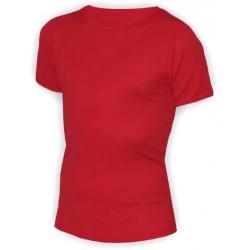 Jitex Idilo 501 TEX červená dětské triko krátký rukáv