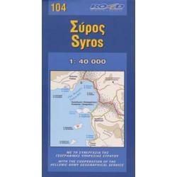 104 Syros 1:40 000