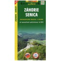 SHOCart 1073 Záhorie, Senica 1:50 000 turistická mapa