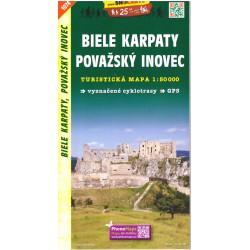 SHOCart 1074 Biele Karpaty, Považský Inovec 1:50 000