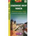SHOCart 1075 Strážovské vrchy, Trenčín 1:50 000 turistická mapa