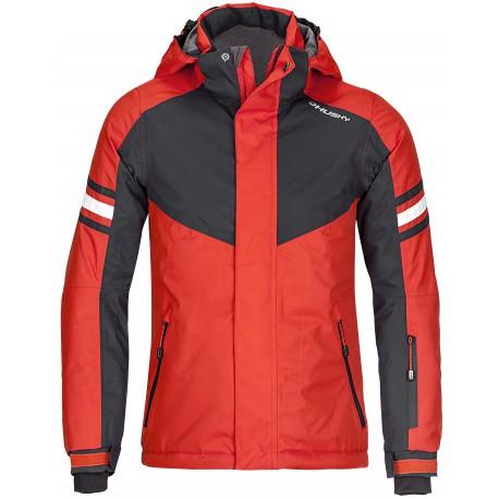 Husky Lory oranžová dětská nepromokavá zimní lyžařská bunda Aquablock Plus
