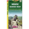 SHOCart 1076 Vršatec, Súľovské vrchy 1:50 000 turistická mapa