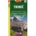 SHOCart 1081 Tribeč 1:50 000 turistická mapa