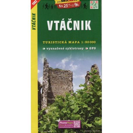 SHOCart 1082 Vtáčnik 1:50 000