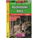 SHOCart 117 Rychlebské hory 1:60 000 cykloturistická mapa