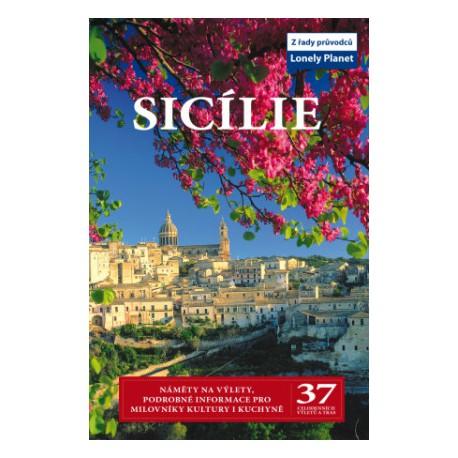 Sicílie průvodce Lonely Planet