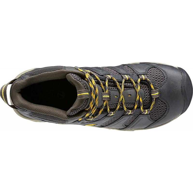 ... Keen Koven Mid WP M raven tawny olive pánské nepromokavé trekové boty  (3) ... 2150d90a37