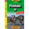 SHOCart 132 Plzeňsko jih 1:60 000 cykloturistická mapa