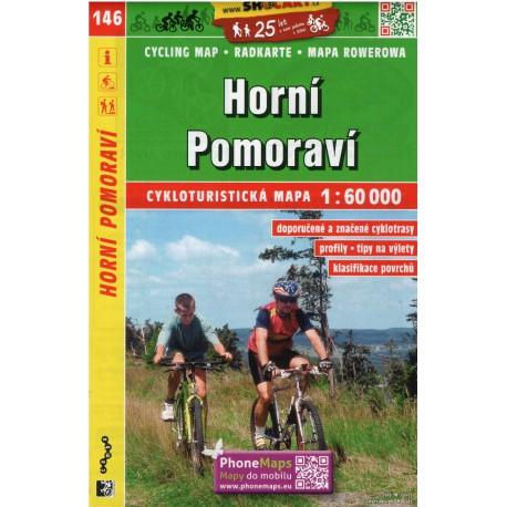 SHOCart 146 Horní Pomoraví 1:60 000