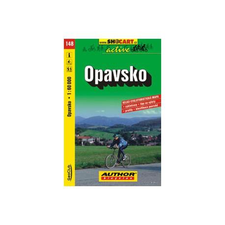 SHOCart 148 Opavsko 1:60 000