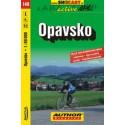 SHOCart 148 Opavsko 1:60 000 cykloturistická mapa