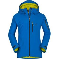 Zajo Nuuk JKT modrá pánská nepromokavá zimní lyžařská bunda Sympatex/Primaloft