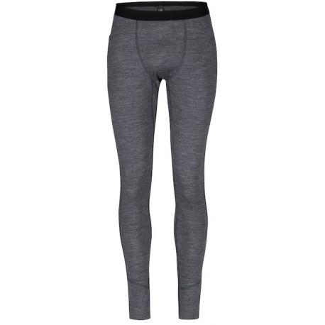 Zajo MerinoWool 150 Pants černá pánské spodky dlouhá nohavice Merino vlna