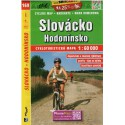 SHOCart 169 Slovácko, Hodonínsko 1:60 000 cykloturistická mapa