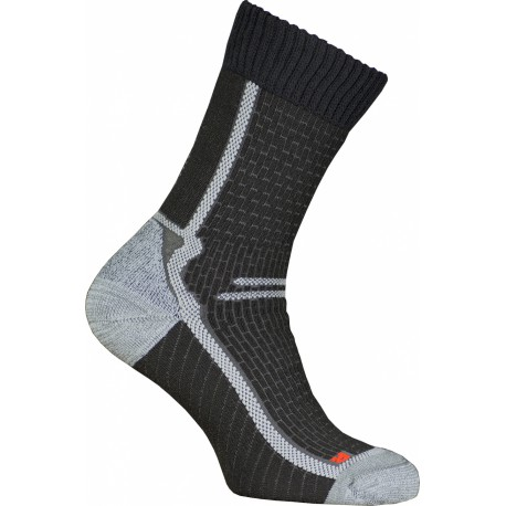 High Point Trek 2.0 black/grey trekové ponožky