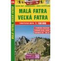 SHOCart 226 Malá Fatra, Veľká Fatra 1:100 000 turistická mapa