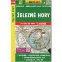 SHOCart 430 Železné Hory 1:40 000 turistická mapa