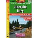 SHOCart 103 Jizerské hory 1:60 000 cykloturistická mapa