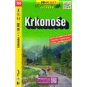 SHOCart 104 Krkonoše 1:60 000 cykloturistická mapa