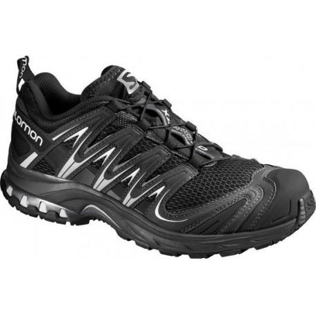 Salomon XA Pro 3D W black/white 356812 dámské prodyšné běžecké boty