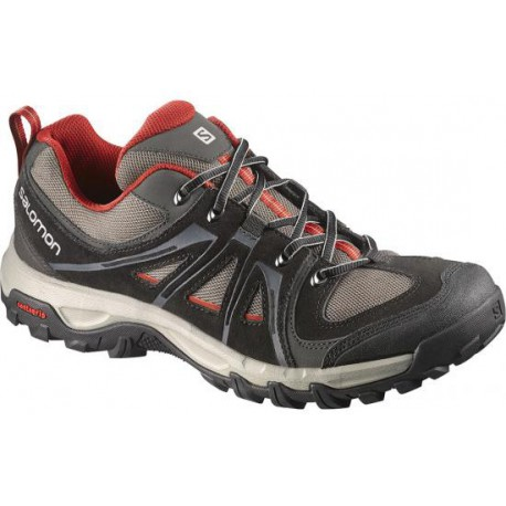 Salomon Evasion Aero black/flea 376893 pánské nízké prodyšné boty