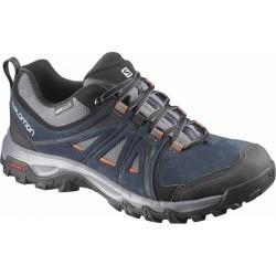 Salomon Evasion GTX deep blue/bee-x 376907 pánské nízké nepromokavé boty