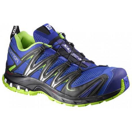 Salomon XA Pro 3D cobalt/process blue 379207 pánské prodyšné běžecké boty
