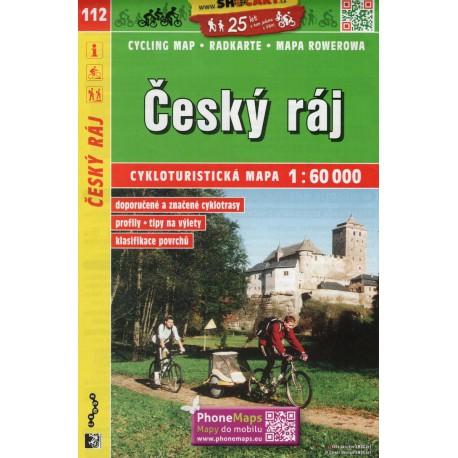 SHOCart 112 Český ráj 1:60 000