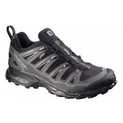 Salomon X Ultra 2 GTX black/pewter 379823 pánské nízké nepromokavé boty