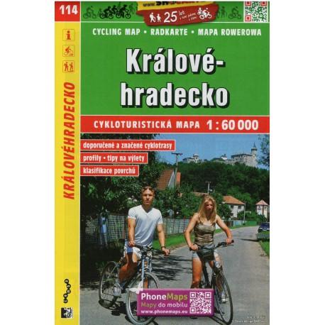 SHOCart 114 Královéhradecko 1:60 000