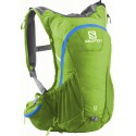 Salomon Agile 2 12 Set granny green 380032 běžecký batoh + vodní vak