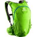 Salomon Agile 2 17l granny green/union blue 380029 běžecký batoh