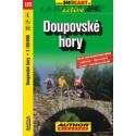 SHOCart 123 Doupovské hory 1:60 000 cykloturistická mapa