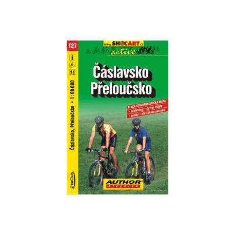 SHOCart 127 Čáslavsko, Přeloučsko 1:60 000