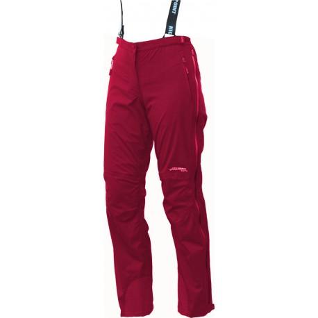 High Point Explosion Lady Pants red dámské nepromokavé kalhoty BlocVent Pro 3L DWR