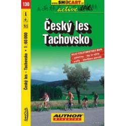 SHOCart 130 Český les, Tachovsko 1:60 000