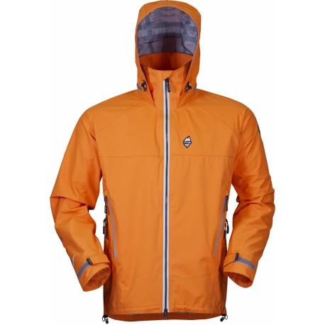 High Point Star Jacket orange pánská nepromokavá bunda BlocVent Pro 3L DWR