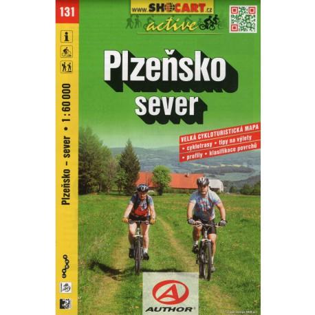 SHOCart 131 Plzeňsko sever 1:60 000