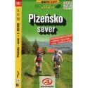 SHOCart 131 Plzeňsko sever 1:60 000 cykloturistická mapa
