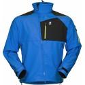 High Point Stratos blue aster pánská softshellová bunda Mechanical Softshell BlocVent 3L