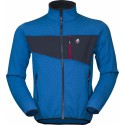 High Point Move 2.0 Sweatshirt blue pánská fleecová mikina Tecnostretch