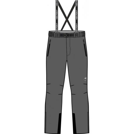 High Point Fancy 2.0 grey dámské nepromokavé kalhoty BlocVent 2L DWR