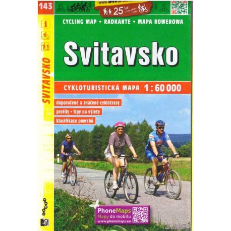 SHOCart 143 Svitavsko 1:60 000