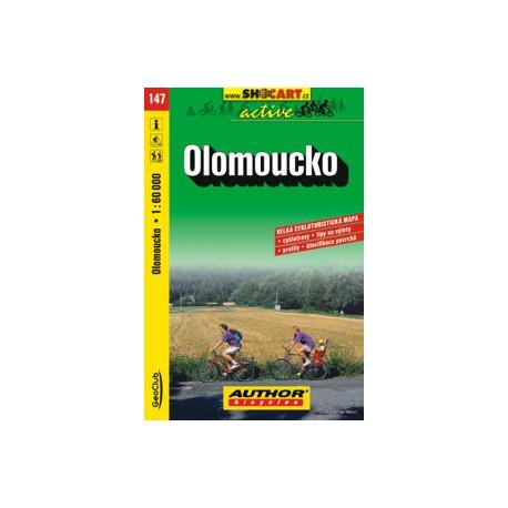 SHOCart 147 Olomoucko 1:60 000