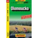 SHOCart 147 Olomoucko 1:60 000 cykloturistická mapa