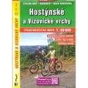 SHOCart 152 Hostýnské a Vizovické vrchy 1:60 000 cykloturistická mapa